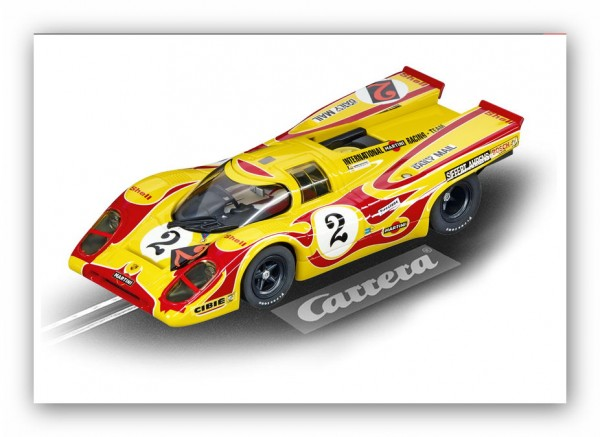 Carrera Digital 132 Porsche 917K Martini International No.2