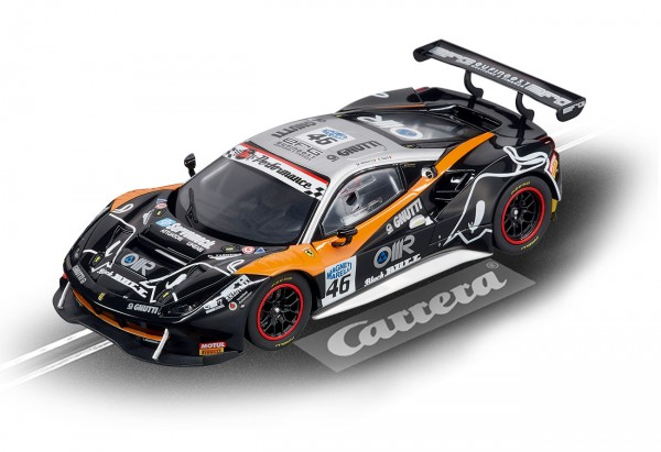 Carrera Digital 132 Ferrari 488 GT3 Black Bull Racing