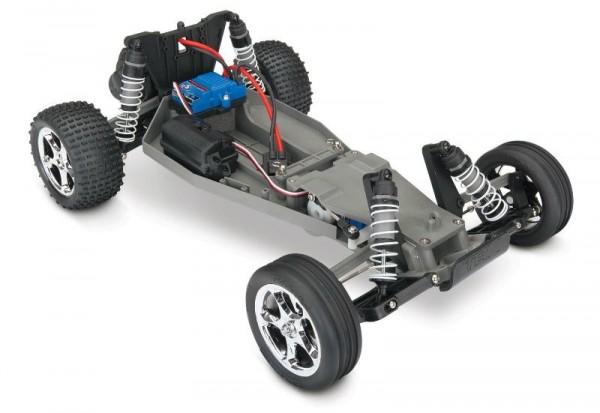 TRAXXAS Bandit Buggy RTR ohne Akku/Lader 1/10 Extreme Sport (12T+XL-5) Detailbild 1
