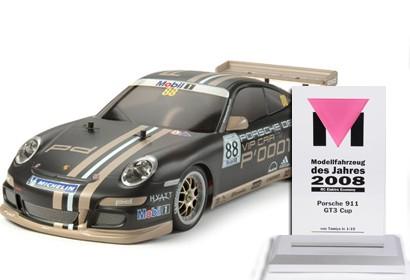 Tamiya Porsche 911 GT3 CUP07  1:10 TT-01 4WD Bausatz