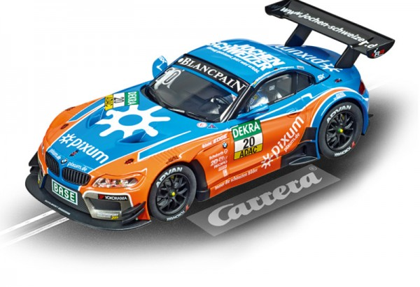 Carrera Digital 132 BMW Z4 GT3 Schubert Motorsport No. 20, Blancpain 2014