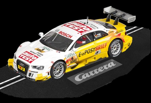 "Carrera Digital 132 Audi A5 DTM ""T. Scheider"", No.4"