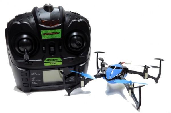 Hobbico Dromida Verso Quadcopter RTF Blau