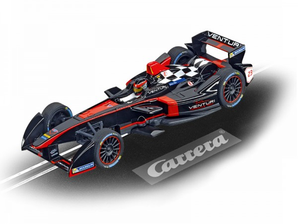 "Carrera Digital 132 Formula E Venturi Racing ""Nick Heidfeld, No. 23"""