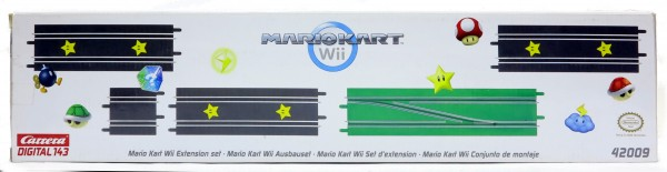 Carrera Digital 143 Mario Kart Wii Ausbauset