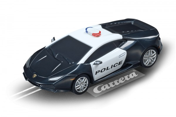 Carrera Go Lamborghini Huracan LP 610-4 Police