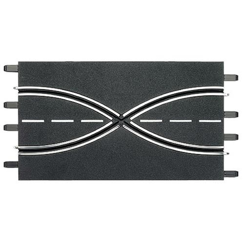 Carrera Evo/Exclusiv/Digital Spurwechselstück