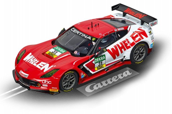 "Carrera Digital 132 Chevrolet Corvette C7.R ""Whelen Motorsports No.31"""