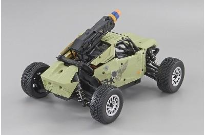Hobbico Dromida Wastland 1/18 Buggy 2,4 GHz 4WD RTR Detailbild 1
