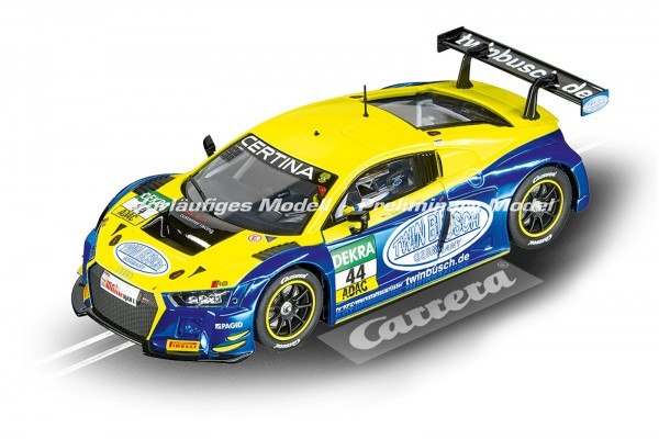 Carrera Digital 132 Audi R8 LMS °twin Busch, Nr. 44°
