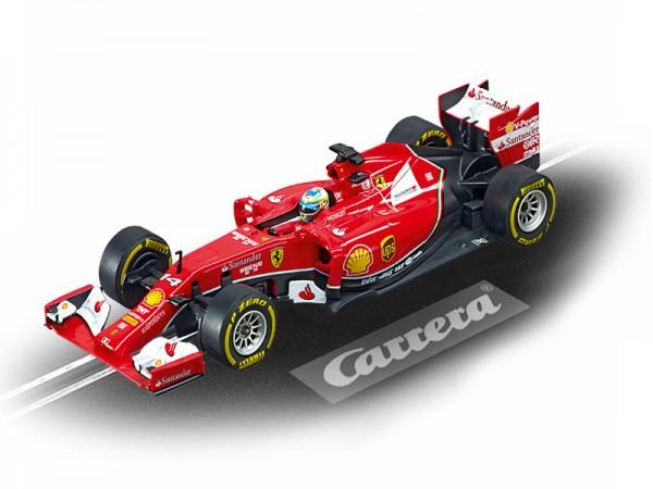 """Carrera Digital 132 Ferrari F14 T """"F.Alonso, No.14"""