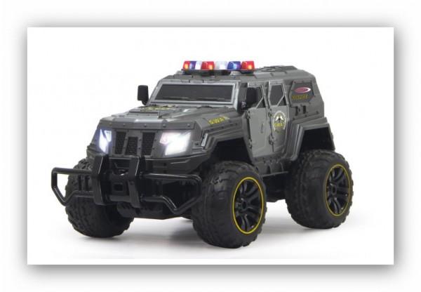 Jamara SWAT Spezial Polizeiauto 27MHz LED Akku/Ladegerät Detailbild 3
