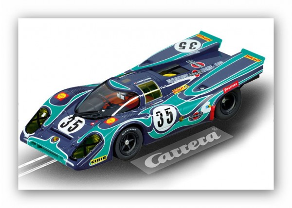 Carrera Digital 132 Porsche 917K Martini International No.35 Watkins