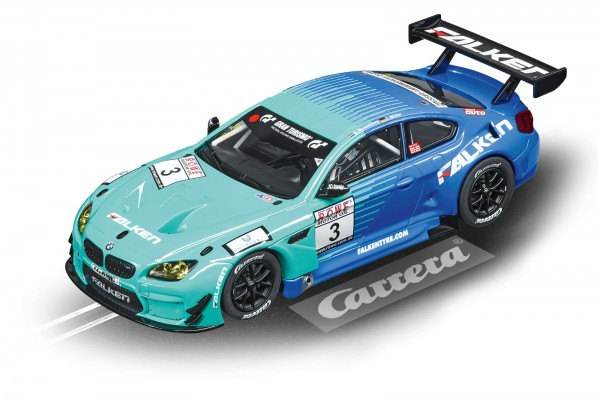Carrera Digital 132 BMW M6 GT3 Team Falken Nr.3