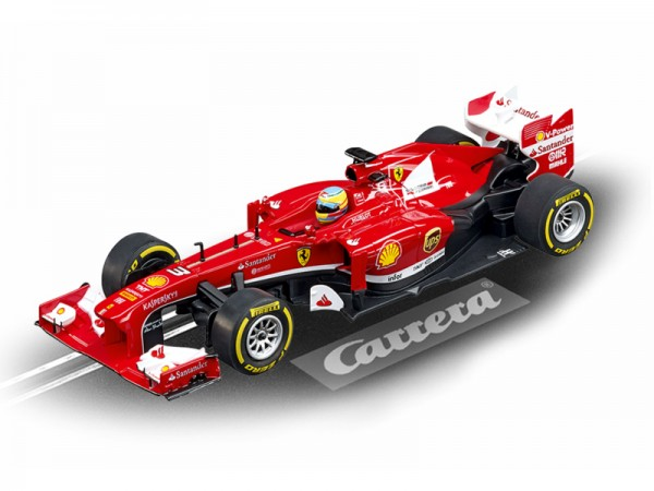 Carrera Digital 132 Ferrari F138, F. Alonso, No. 3