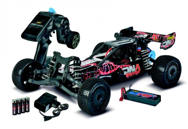 Carson 1:10 DNA Warrior 2WD BL 2,4 GHz 100% RTR