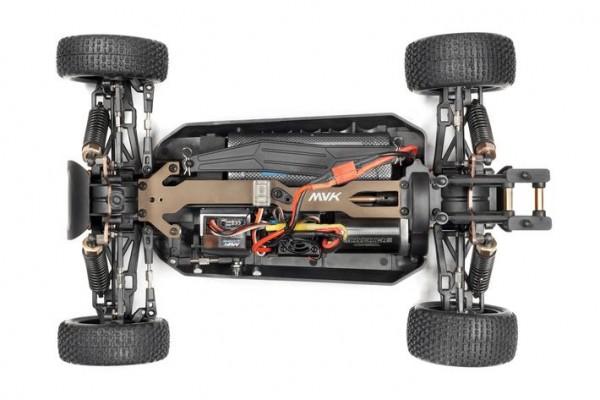 LRP Maverick Strada Rot XB Brushless Elektro Buggy RTR 1/10 Detailbild 1