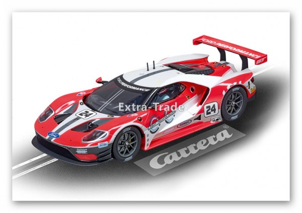 Carrera Digital 124 Ford GT Race Car No.24