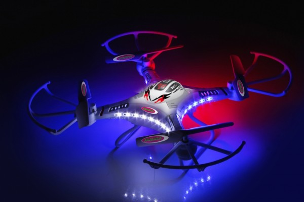 Jamara Catro AHP+ Quadrocopter mit HD-Kamera Detailbild 2