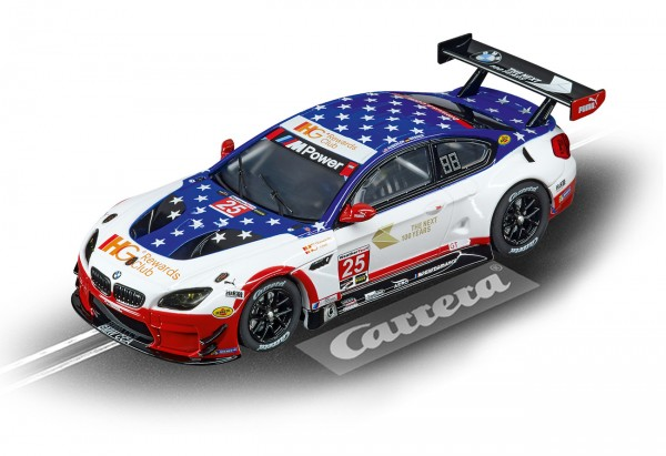 "Carrera Digital 132 BMW M6 GT3 ""Team RLL Nr. 25"""