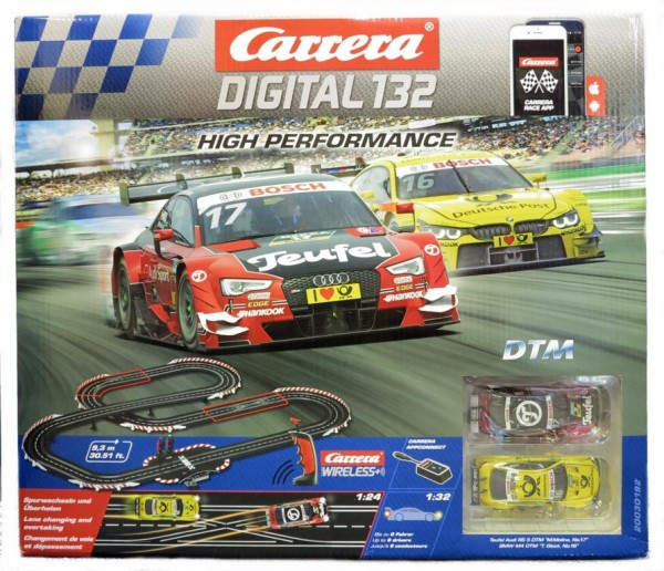 Carrera Digital 132 High Performance Sonderedition 2016