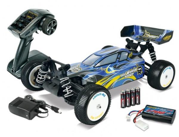 Carson 1:10 X10EB Dirt Warrior Sport 2,4 GHz 100% RTR