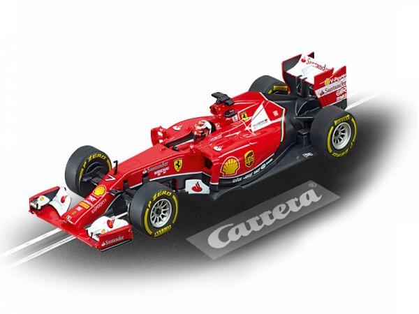 """Carrera Digital 132 Ferrari F14 T """"K.Räikkönen, No.7"""""""