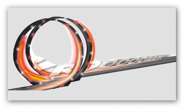 Carrera Go LED Looping Detailbild 1
