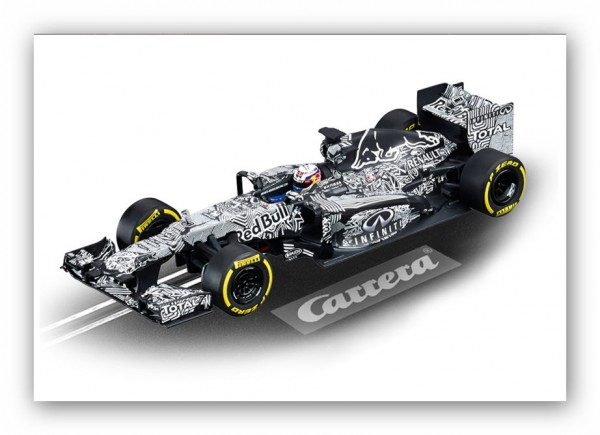 Carrera Digital 132 Red Bull F1 'Camo Bull Test Car 2015 Limitiert