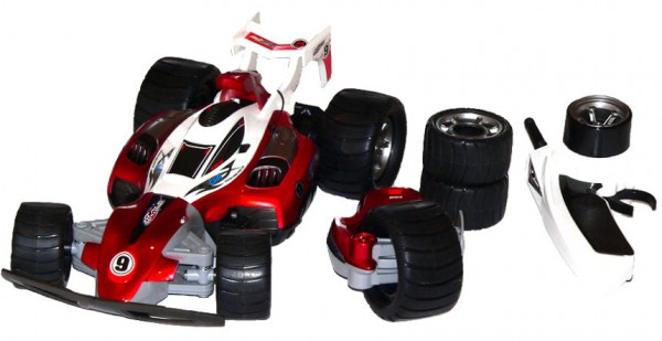 Monstertronic RC-Buggy 3in1 Transformation