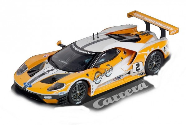 Carrera Digital 132 Ford GT Race Car No.2