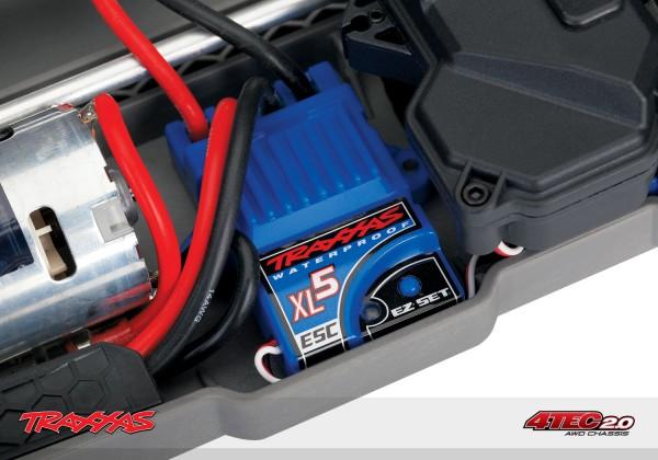 TRAXXAS Ford GT 4Tec 2.0 Tourenwagen Brushed Detailbild 8