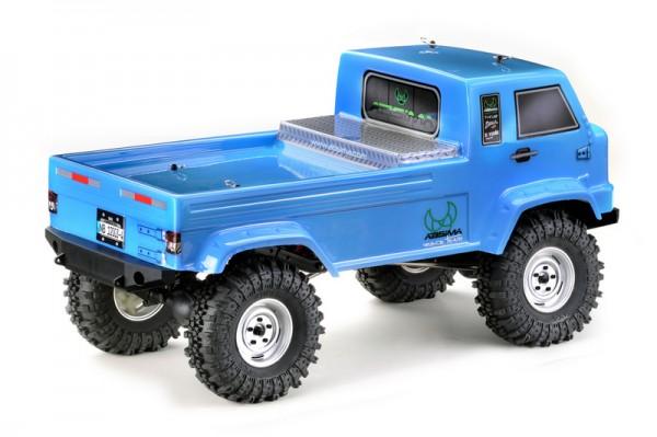 Absima RC Crawler CR 2.4 Blau Detailbild 1