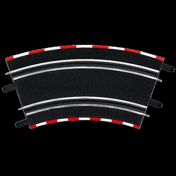 Carrera Go Kurve 2/45° (4 Stück)