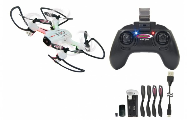 Jamara Angle 120 Altitude HD Wifi FPV Multicopter