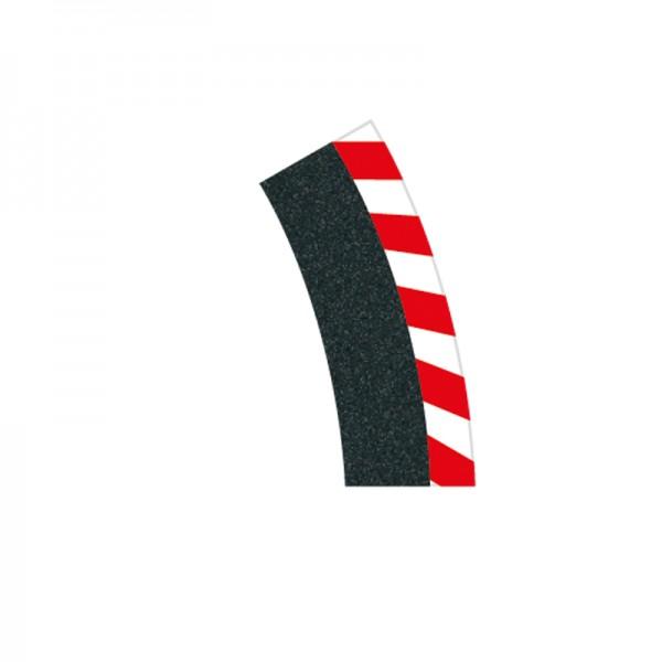 Carrera Digital Außenrandstreifen Steilkurve 1/30
