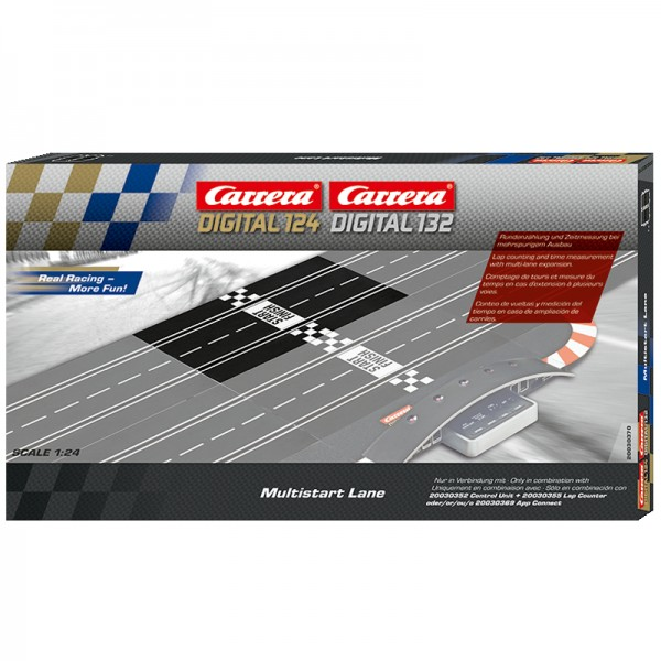 Carrera Digital 124/132 Multistart Lane (1)