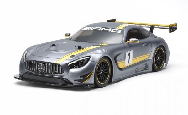 Tamiya 1:10 RC Mercedes AMG GT 3 TT-02