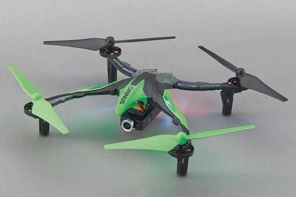 Hobbico Dromida Vista FPV Quadcopter Gruen