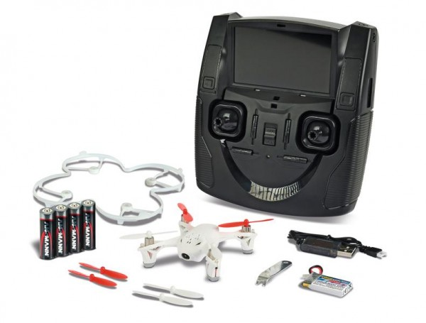 Carson X-4 Quadcopter Micro FPV 100% RTF 2,4 GHz Detailbild 2
