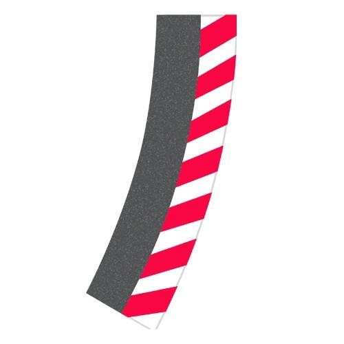 Carrera Digital Außenrandstreifen Steilkurve 2/30