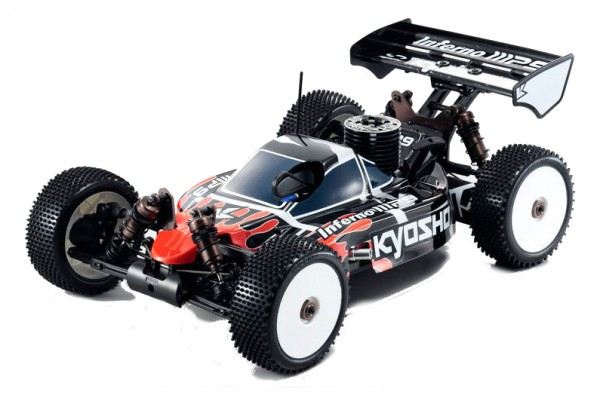 Kyosho BK 1:8 GP RTR Inferno MP9 TKI3 T1