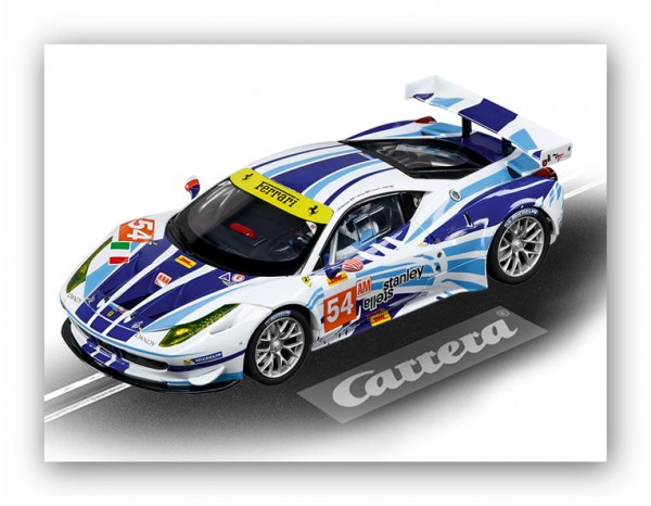 Carrera Digital 132 Ferrari 458 GT2 AF Corse No.54