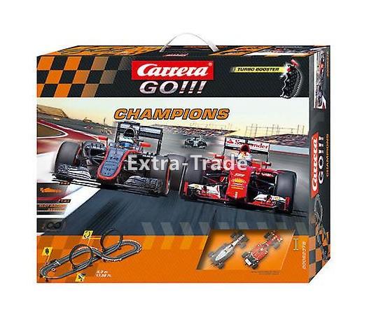 Carrera GO!!! Champions!!! Turbo Booster