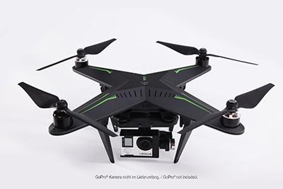 Hobbico Xiro Xplorer G Drohne RTF