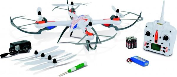 Carson X4 Quadcopter 550 2,4 GHz 100% RTF Detailbild 1