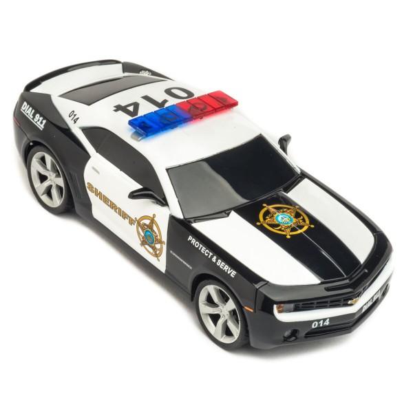 Carrera Digital 132 Chevrolet Camaro Sheriff Detailbild 2