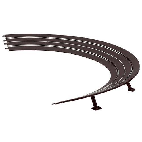 Carrera Digital 124/132 Steilkurve 3/30°